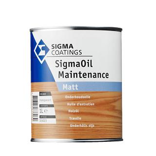 SigmaOil Maintenance