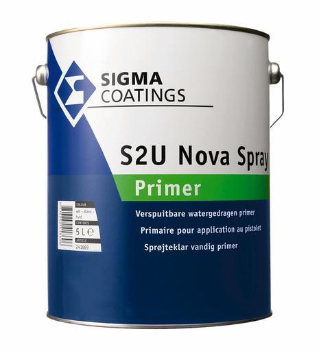 Sigma S2U Nova Spray Primer
