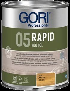 GORI 05 RAPID HOLZ-ÖL