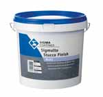 Sigmulto Stucco Finish