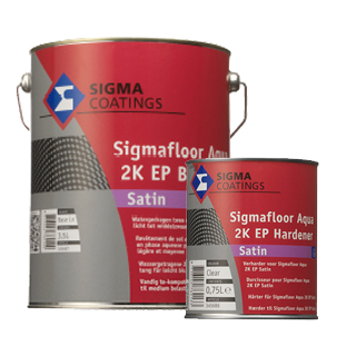 Sigmafloor Aqua 2K EP Satin