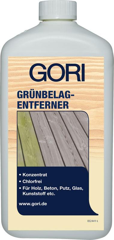 GORI 3060 Grünbelag-Entferner