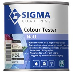 Sigma Colour Tester