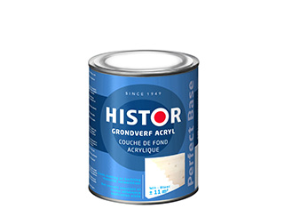 Histor Perfect Base Grondverf Acryl