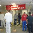 Geslaagde productdemonstratie bij Raab Karcher