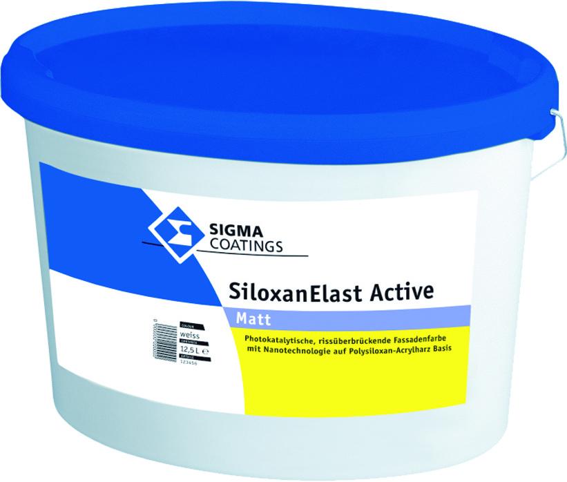 SIGMA Siloxan Elast Active