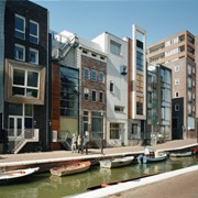 Gevels Amsterdam