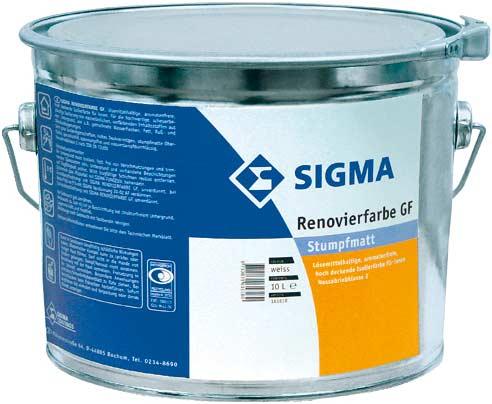 SIGMA Renovierfarbe GF