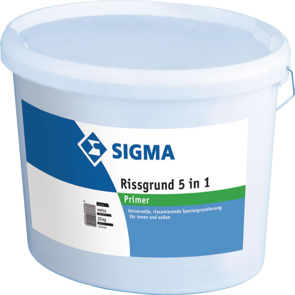 SIGMA Rissgrund 5 in 1