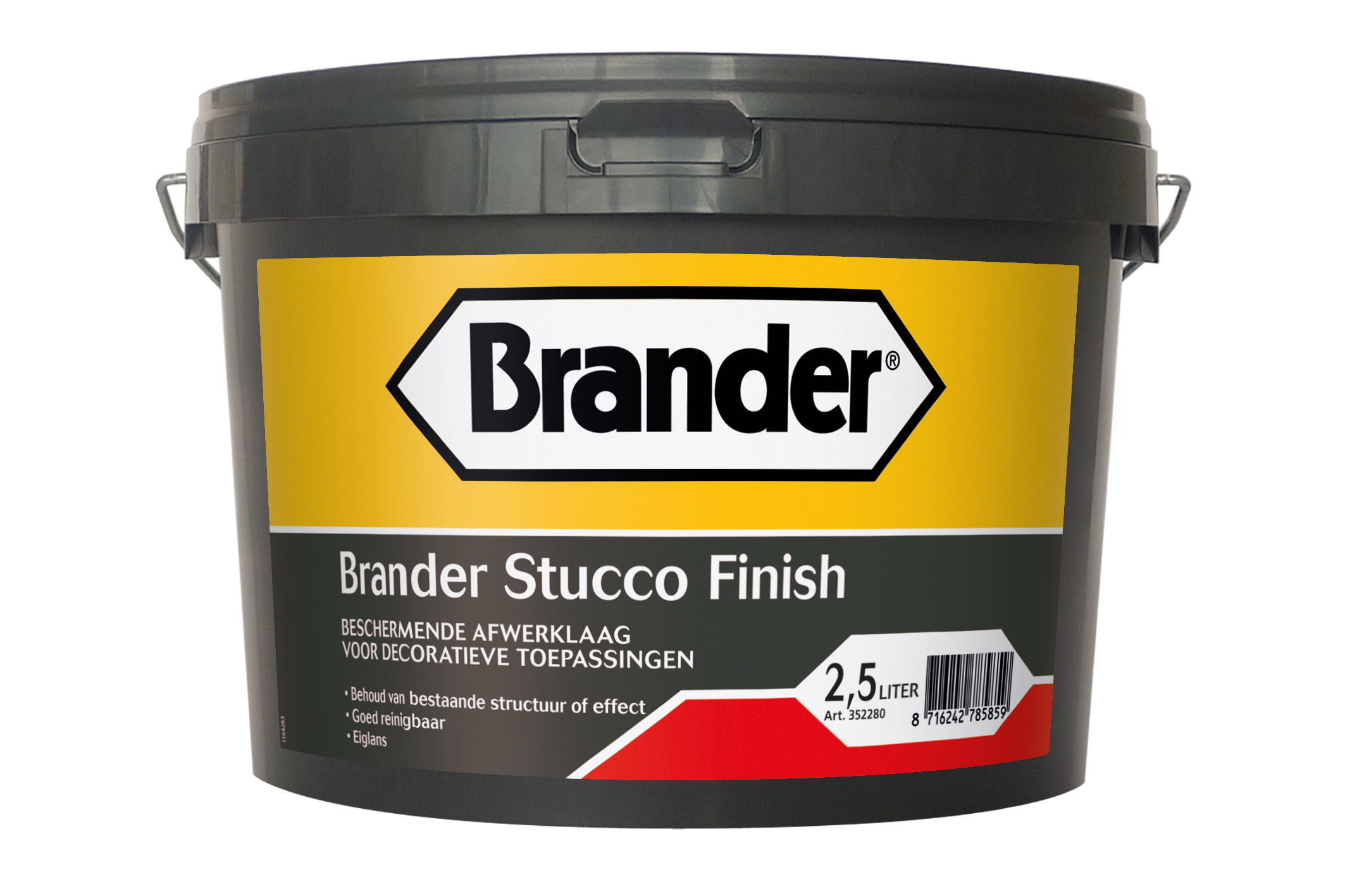 Brander Stucco Finish