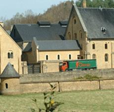 De abdij van Orval