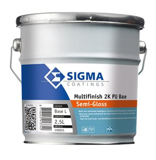 Sigma Multifinish 2K PU Semi-Gloss
