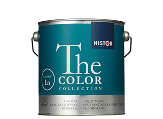 Histor The Color Collection Acryl Lak Mat
