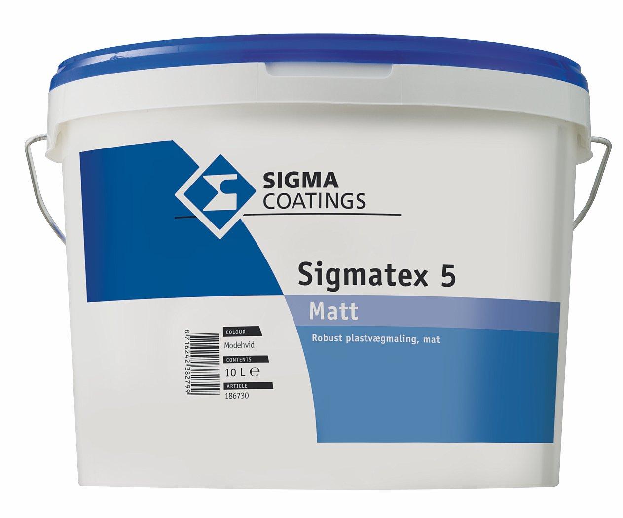 Sigmatex 1 RF Tak