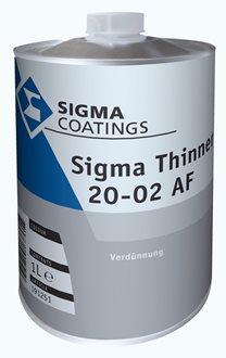 Sigma Verdünnung 20-02 AF