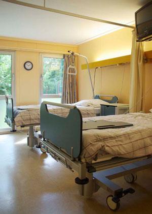 Sankt Nikolaus ziekenhuis te Eupen
