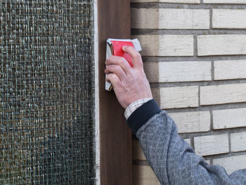 In Diesem Fall Müssen Sie Die Außenseiten Zunächst Mit Der Bondex Nadelholz  Imprägnierung Ultra Streichen. Wenden Sie Die Imprägnierung Jedoch Nicht  Auf ...