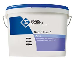 Sigma Decor Plus 5
