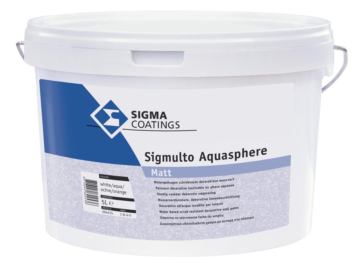 SIGMULTO Aquasphere