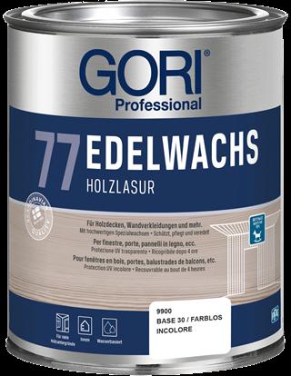 GORI 77 EDELWACHS HOLZLASUR