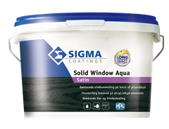 Solid Window Aqua