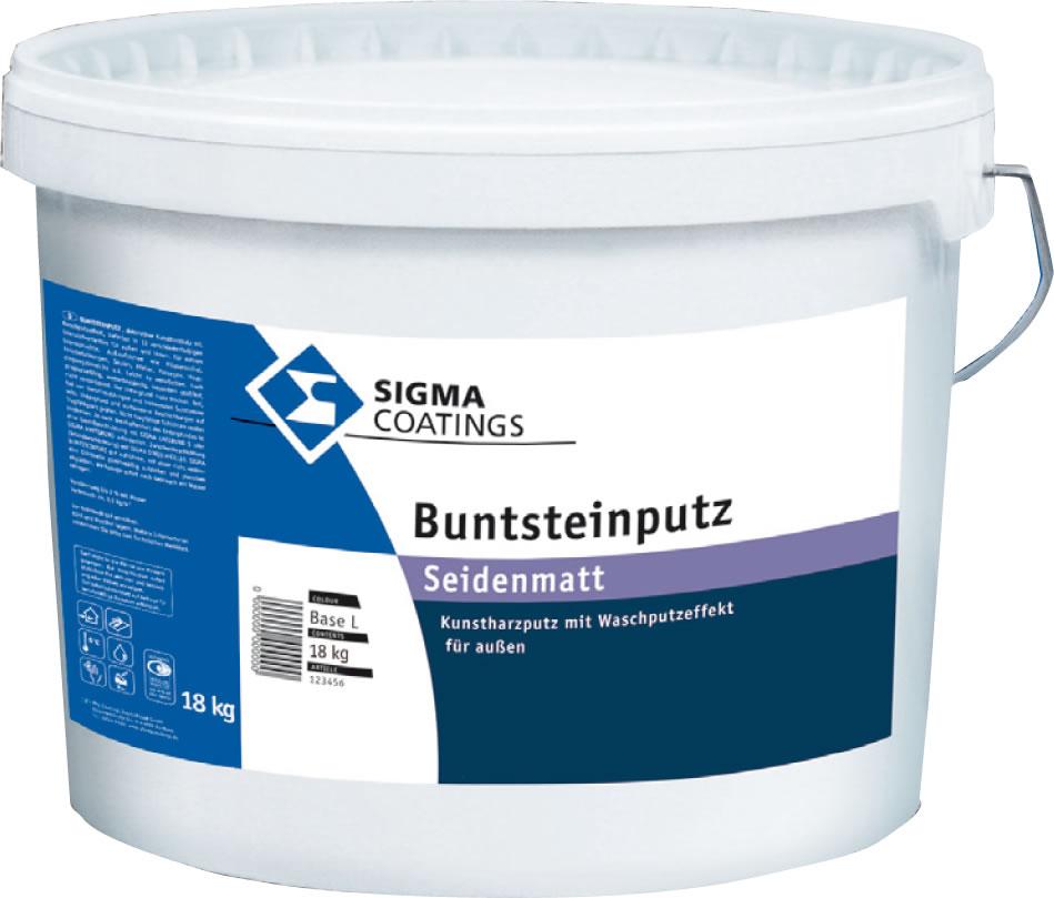 SIGMA Buntsteinputz