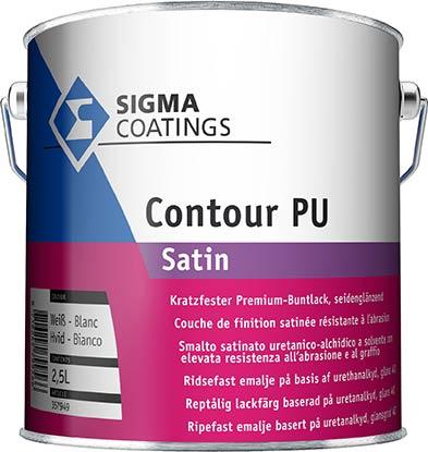Sigma Contour PU Satin