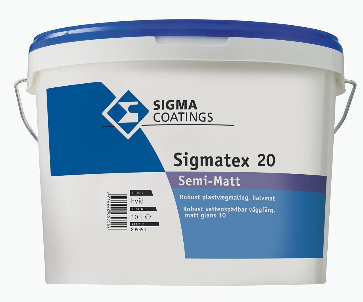 Sigmatex 20