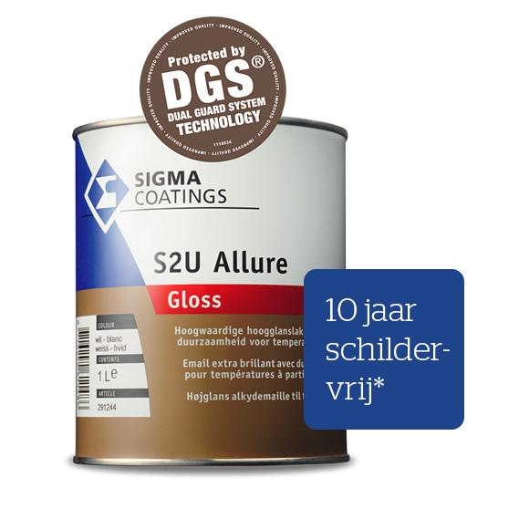 De voordelen van Sigma S2U Allure
