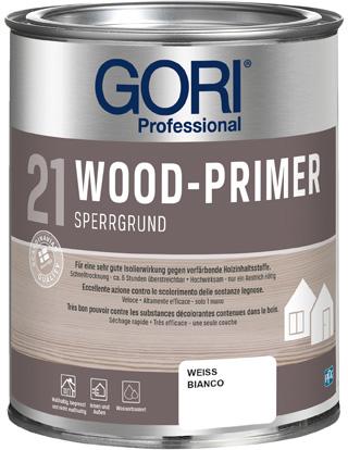 GORI 21 WOOD-PRIMER