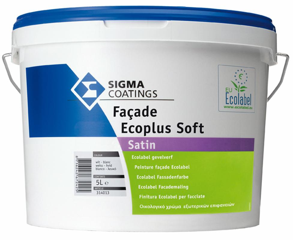 SIGMA Facade Ecoplus Soft Satin