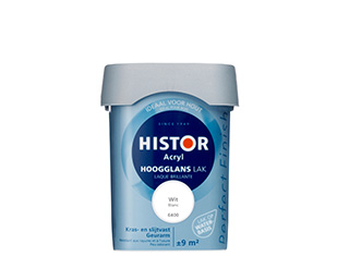 Histor Perfect Finish Acryl Lak hoogglans