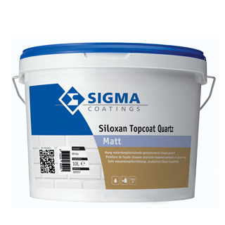 Sigma Siloxan Topcoat Quartz Matt