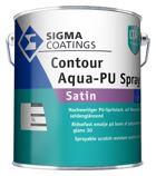 Sigma Contour Aqua-PU Spray Satin