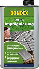 WPC-IMPRÄGNIERUNG