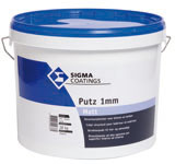 Sigma Putz 1mm  | 1,5mm | 2mm