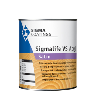 Sigmalife VS Acryl Satin