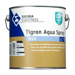 Sigma Tigron Aqua Spray Matt