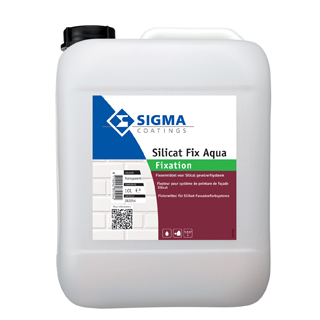 Sigma Silicat Fix Aqua