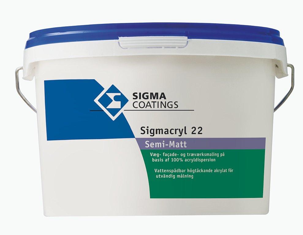 Sigmacryl 22