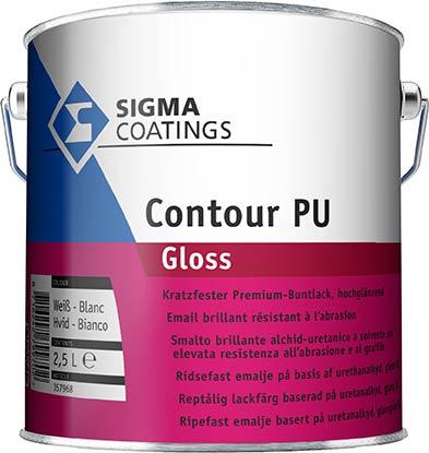 Sigma Contour PU Gloss