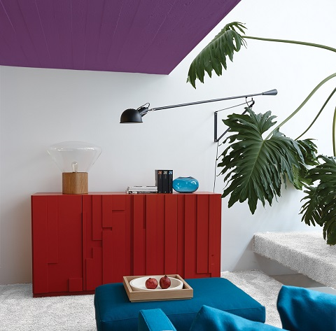 Histor inspiratie the color collection for Kleuren combineren interieur