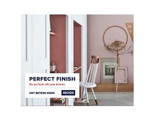 Histor inspiratie brochures - Hoe roze verf ...