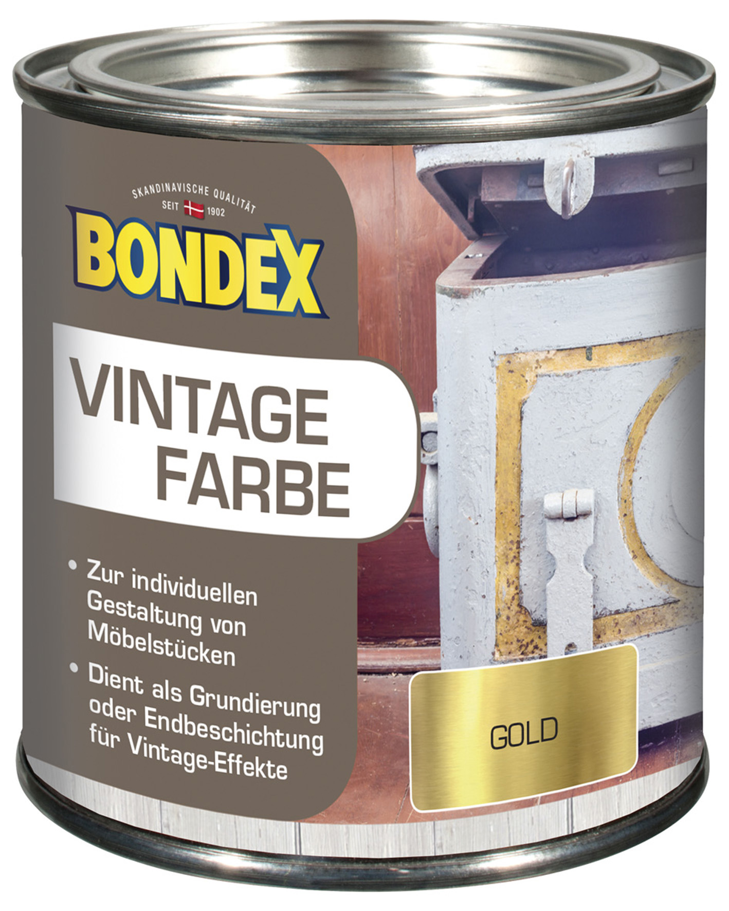 bondex vintage farbe die nr 1 vintage farbe f r. Black Bedroom Furniture Sets. Home Design Ideas