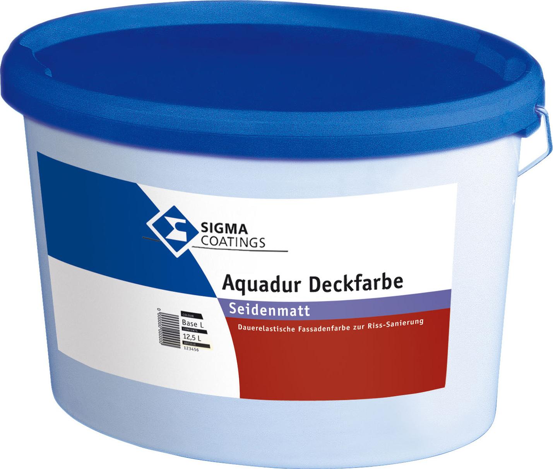 SIGMA Aquadur Deckfarbe