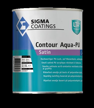 Contour Aqua-PU Satin
