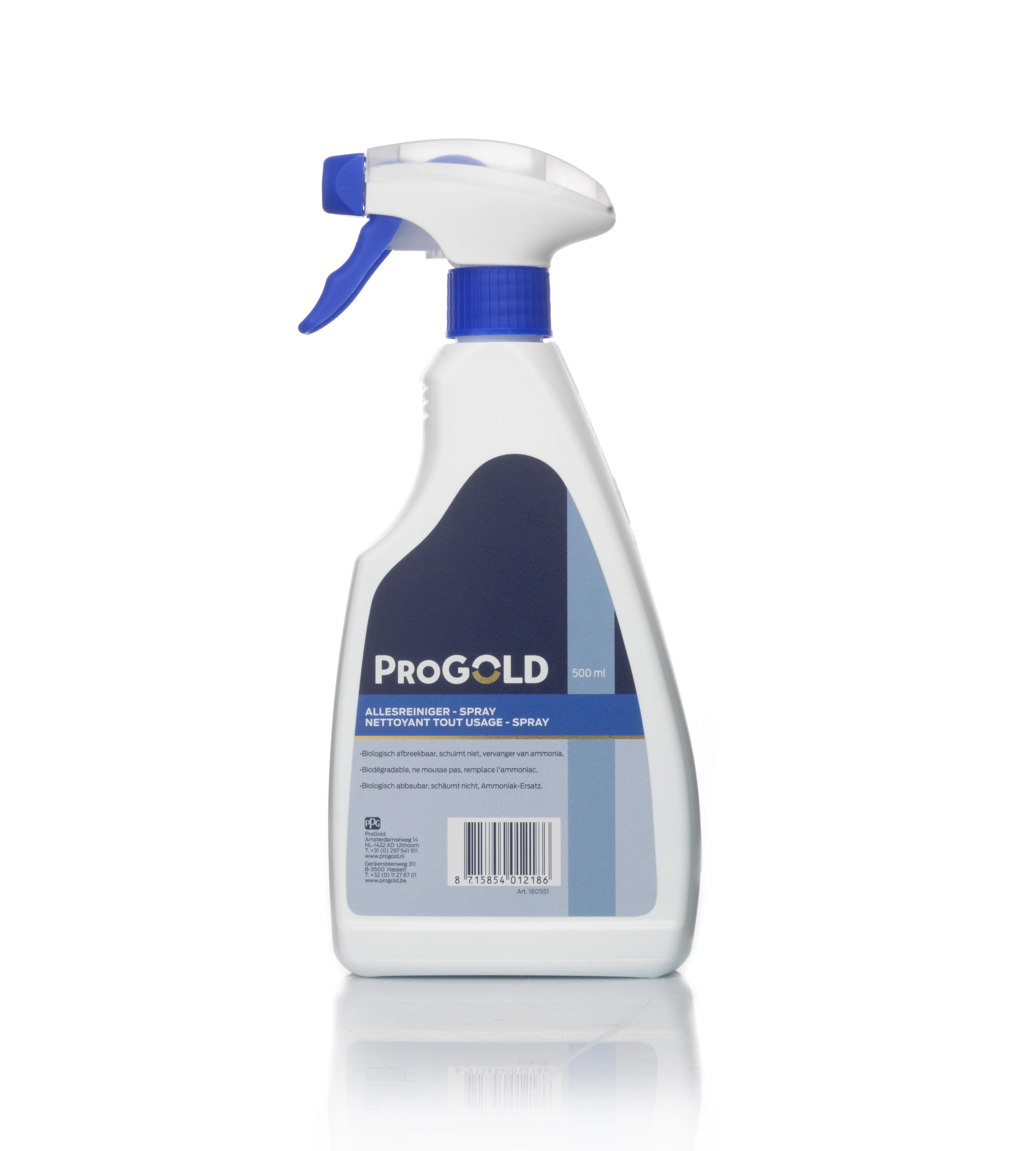 ProGold Allesreiniger Spray