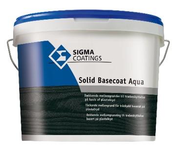 Solid Basecoat Aqua