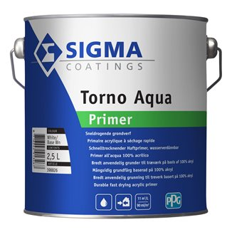 Sigma Torno Aqua Primer