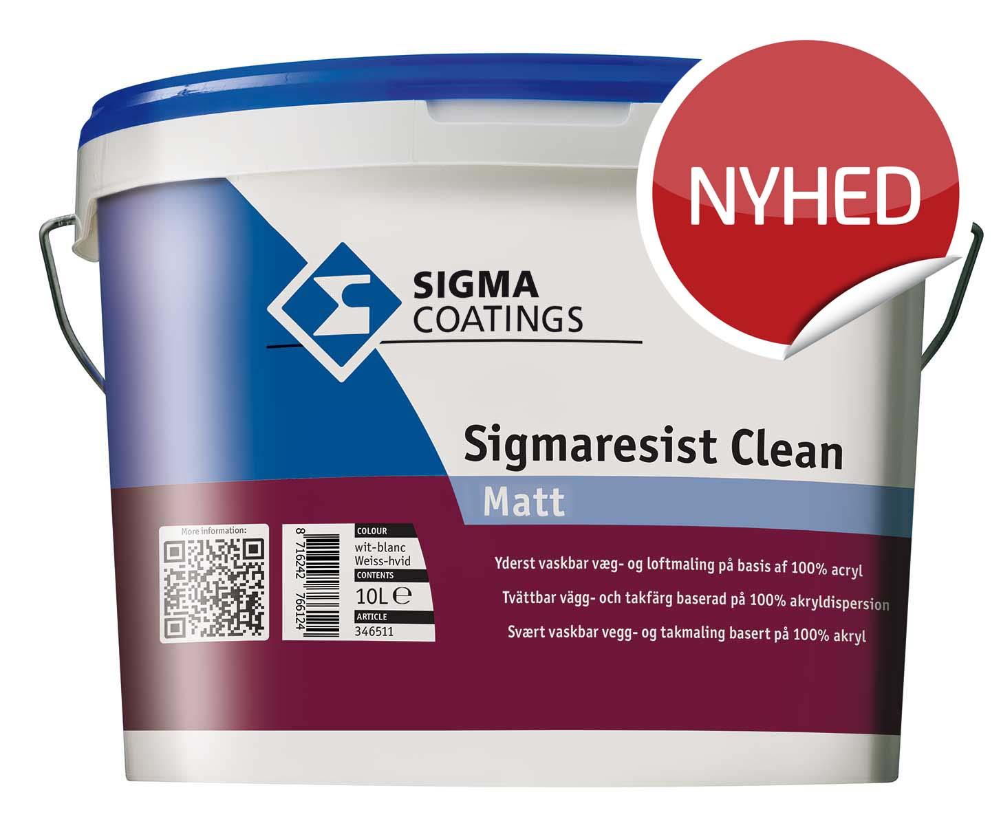 Sigmaresist Clean Matt